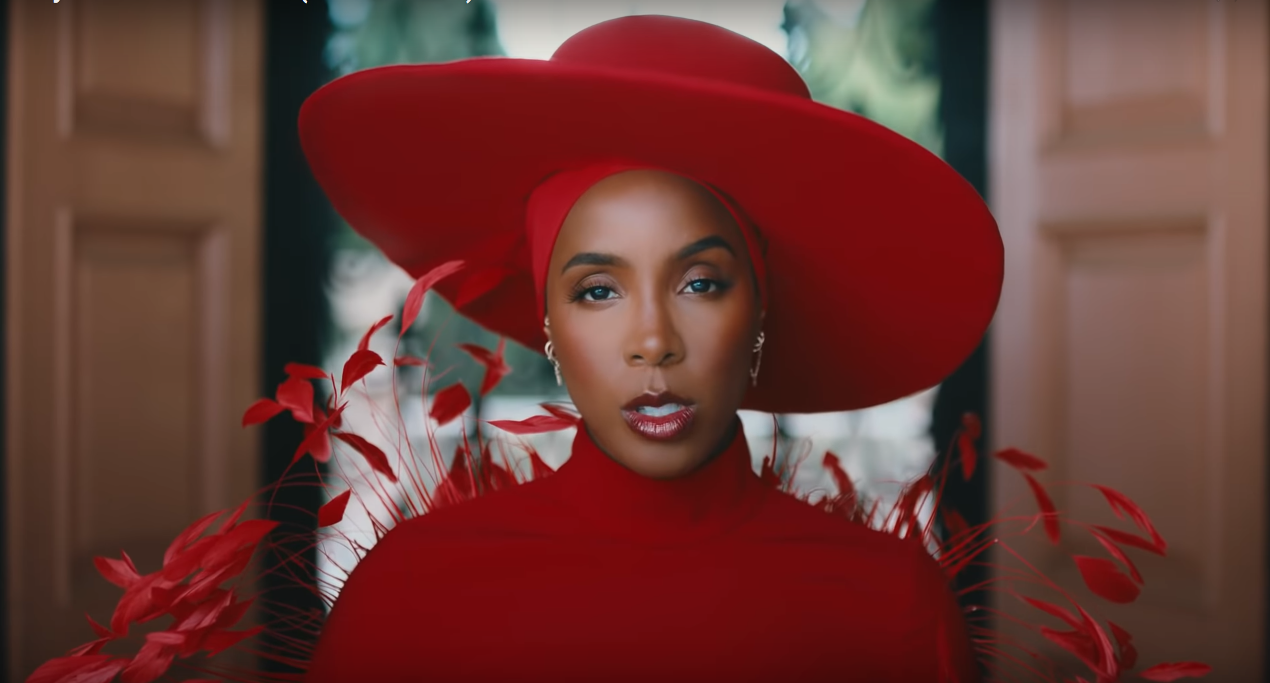 Kelly Rowland - Flowers (Official Video)