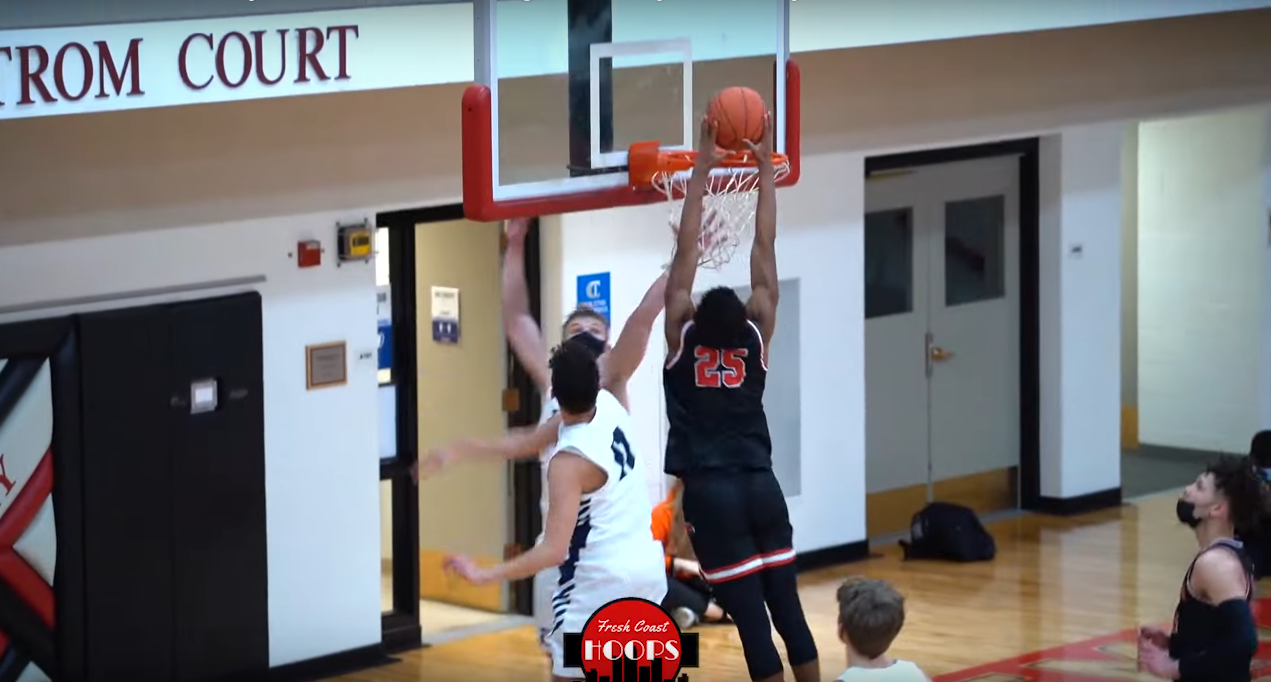 Minnehaha Academy Puts On A Show In Big Win! Hercy And Mercy Miller Show Out!