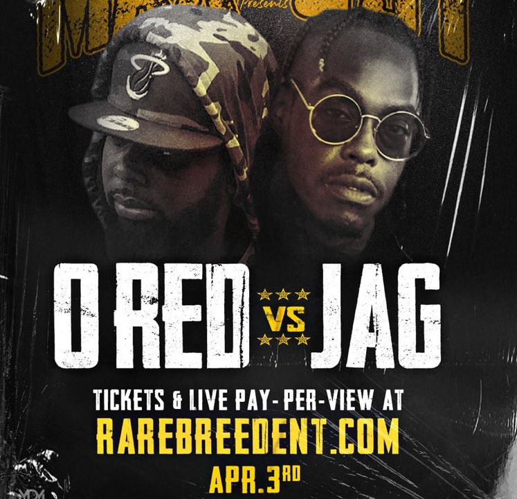 Jag vs ORed